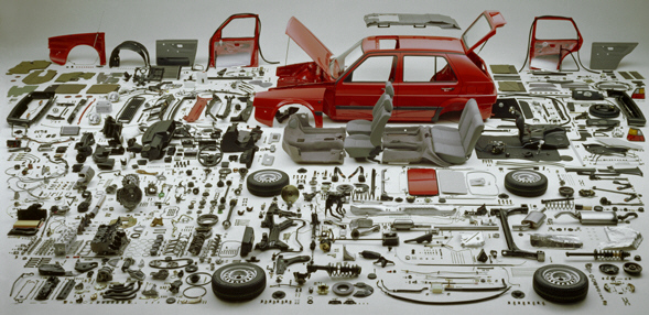 """First """"Assemble Yourself"""" Car For Sale Soon in China"""