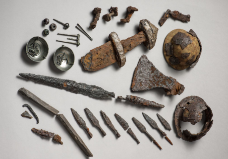 USA: Viking Artefacts Discovered Near Great Lakes
