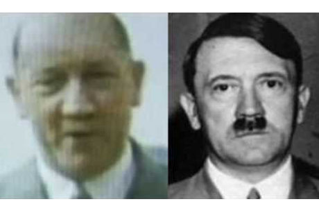 New book by russian author dimitri boryslev claims adolf hitler did