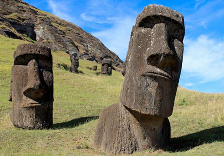 Easter Island Statues - Mystery Solved? Moais