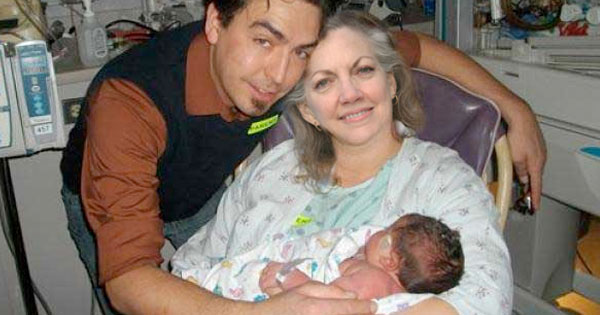 INCESTUOUS GRANDMOTHER GIVES BIRTH TO OWN GRANDSON