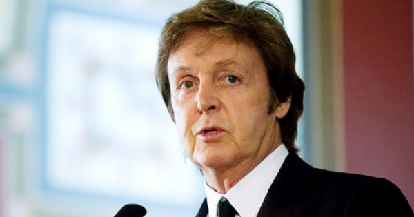 Paul Mccartney Refutes Ringo Starrs Allegations That Hed In