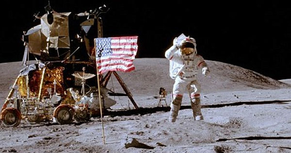 documents about the moon landing - photo #33