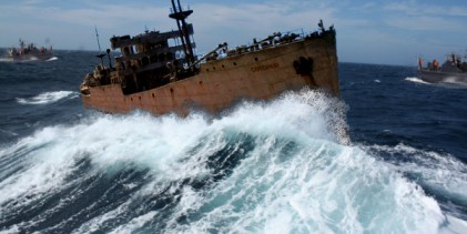 Bermuda Triangle: Ship Reappears 90 Years After Going Missing