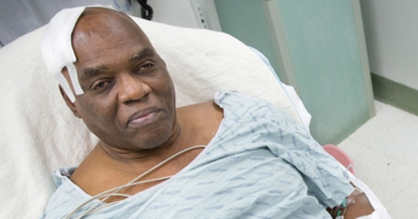 amnesiac man wakes from coma speaking only ancient hebrew
