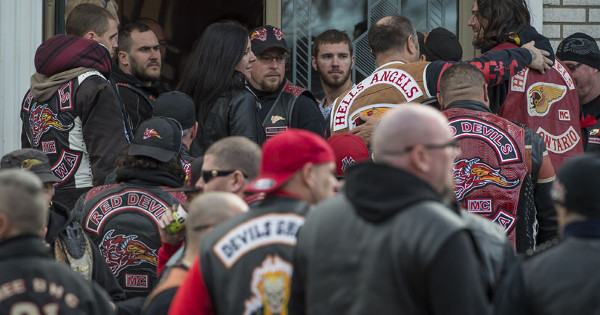 Canada: Hells Angels sue government for $2 billion revenue loss over