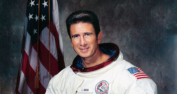 Astronaut James Benson Irwin was allegedly sexually assaulted on the moon during the Apollo 15 trip to the moon according to his wife Gertrude Irwin, 93, who suffers from Alzheimer disease and dementia, say doctors.