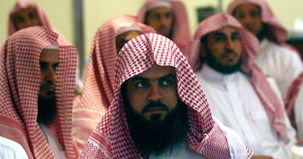 Several members of the Saudi morality police were present during the procedures, while all foreign non-governmental organizations were banned from the courtroom.