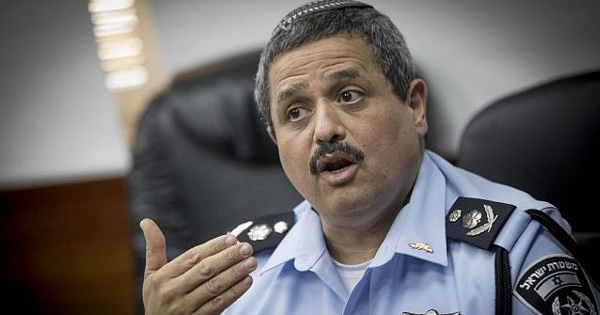 Chief of Police, Roni Alsheich, says that the individual wasn't filed in any of Israel's mental institution and believes that he might be a foreigner.