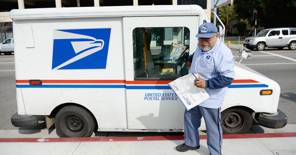 """The mailman whos saved Mr. Morrison's life told MSNBC that he'd found many strange things in mailboxes over his 30 year career, but this was """"by far the most disturbing""""."""